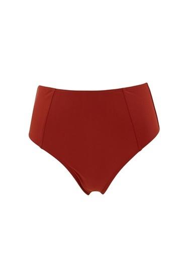 DeFacto Basic Yüksek Bel Bikini Altı Turkuaz